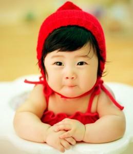 Фото ребенка в корее 53