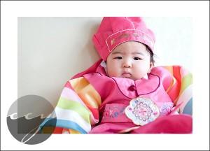 Фото ребенка в корее 94