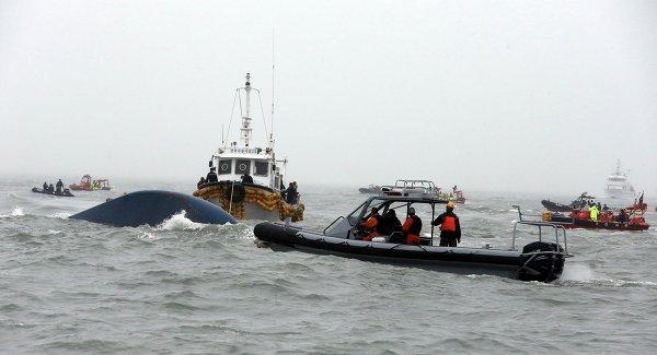 Береговая охрана Южной Кореи убила капитана китайского рыболовного судна