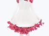 """Ahn Sun Mi. \""""robe blanch\"""""""