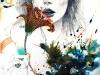 """Minjae Lee. \""""flower\"""""""