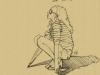 """Minjae Lee. \""""waiting\"""""""